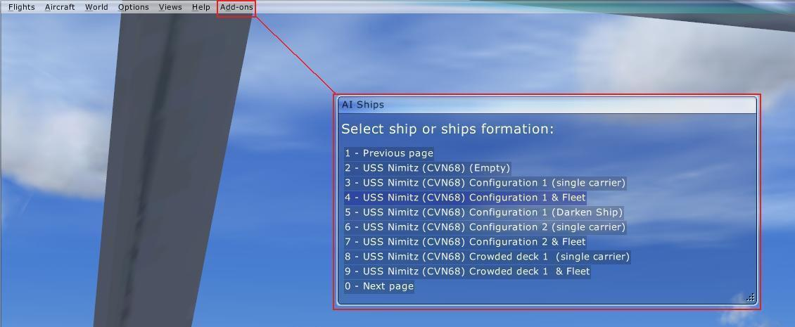 Comment controler les navires