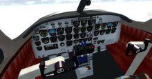 Zbierka Aero Commander Collection FSX P3D  9