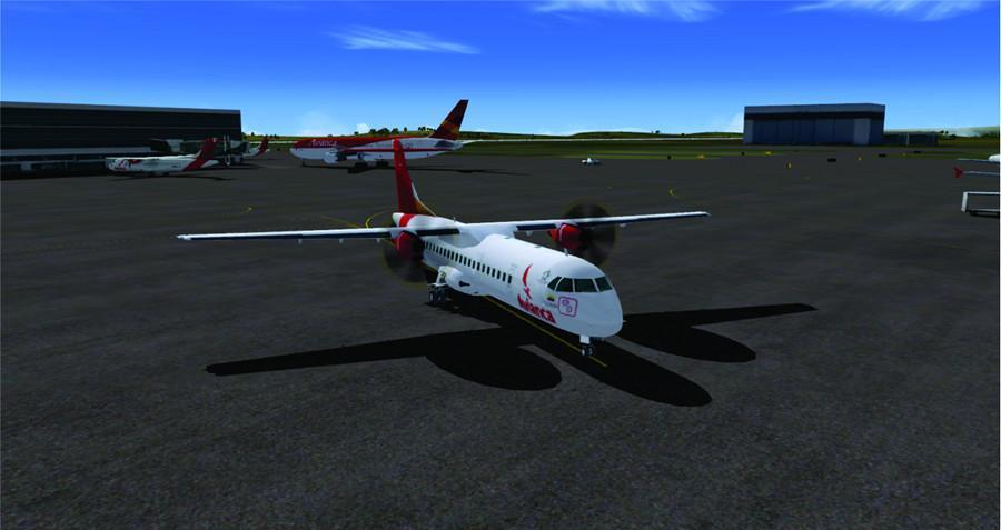 Avianca ATR-72 500 3