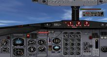 Boeing 727 200 with 154 Liveries FSX P3D 13