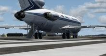 Boeing 727 200 with 154 Liveries FSX P3D 2