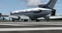 Boeing 727 200 with 154 Liveries FSX P3D 3