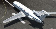 Boeing 727 200 with 154 Liveries FSX P3D 5
