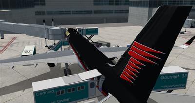 Boeing 757 200 Donald Trump FSX P3D  11