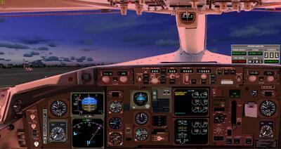 보잉 757 도널드 트럼프 FSX P3D  23