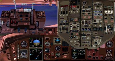 Boeing 757 200 Donald Trump FSX P3D  24
