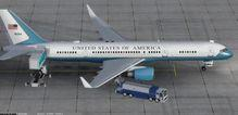 boeing c 32 air force two usaf fsx p3d  4