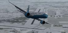 boeing c 32 air force two usaf fsx p3d 7