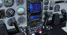 セスナT206HソロイタービンPac Mark 2 FSX P3D  10