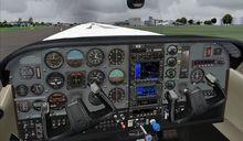 Cessna T206H Soloy တာဘိုင် Pac, Mark 2 FSX P3D  17