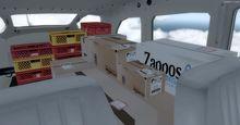 Cessna T206H Soloy တာဘိုင် Pac, Mark 2 FSX P3D  2