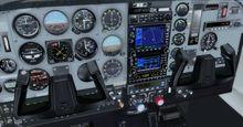 セスナT206HソロイタービンPac Mark 2 FSX P3D  7