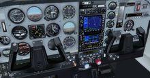 Cessna T206H Soloy တာဘိုင် Pac, Mark 2 FSX P3D  7
