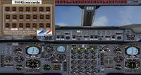 Concorde သမိုင်းဆိုင်ရာ Pack ကို FSX P3D  24