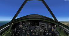 Model Convair 7002 XF 92A FSX P3D  4