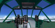 ඩින්ෆියා IA35 II හුවාන්කෙරෝ FSX P3D  3