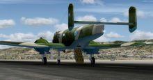 ඩින්ෆියා IA35 II හුවාන්කෙරෝ FSX P3D  6