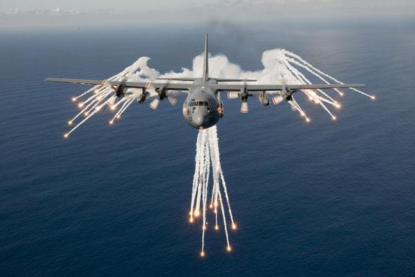 c-130 flare-sistem