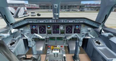 Embraer ERJ 135 daudzkrāsains FSX P3D  16