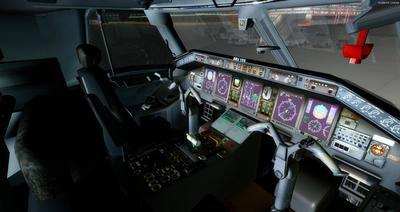 Embraer ERJ 135 daudzkrāsains FSX P3D  23
