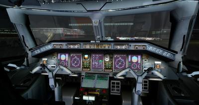 Embraer ERJ 135 Multi jetese FSX P3D  24
