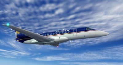 Embraer ERJ 135 daudzkrāsains FSX P3D  33