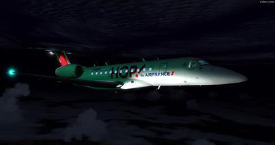 Embraer ERJ 135 daudzkrāsains FSX P3D  39