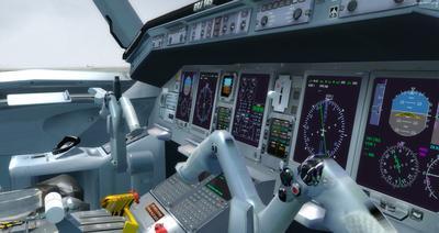Embraer ERJ 145 Ntau livery FSX P3D  13