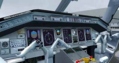 Ifijiṣẹ ERJ 145 Multi livery FSX P3D  14