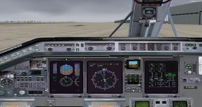 Embraer ERJ 145 Ntau livery FSX P3D  18