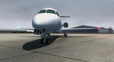 Embraer ERJ 145 Ntau livery FSX P3D  2