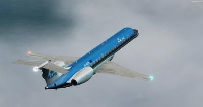 Embraer ERJ 145 Ntau livery FSX P3D  29