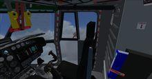 Eurocopter AS332 የፈረንሳይ ጦር። FSX  Ac  FSX Steam 10
