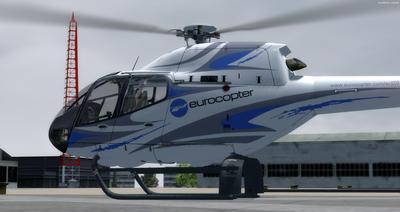 Eurocopter EC120B Colibri FSX P3D  2