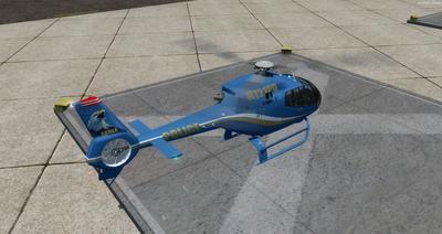 Eurocopter EC120B Colibri FSX P3D  4