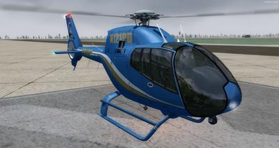 Eurocopter EC120B Colibri FSX P3D  6