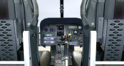 Eurocopter EC120B Colibri FSX P3D  8
