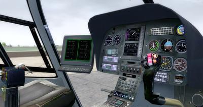Eurocopter EC120B Colibri FSX P3D  9