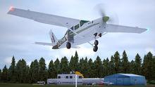 FlightPort Cessna U206G Soloy Marca 1 FSX P3D  1