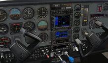 FlightPort Cessna U206G Soloy Marca 1 FSX P3D  14