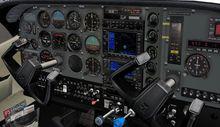 FlightPort Cessna U206G Soloy Marca 1 FSX P3D  15