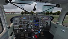 FlightPort Cessna U206G Soloy Marca 1 FSX P3D  16