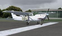 FlightPort Cessna U206G Soloy Marca 1 FSX P3D  17