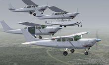 FlightPort Cessna U206G Soloy Marca 1 FSX P3D  19