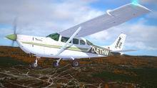FlightPort Cessna U206G Soloy Mark 1 FSX P3D 2