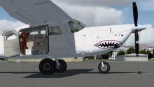FlightPort Cessna U206G Soloy Marca 1 FSX P3D  20