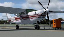 FlightPort Cessna U206G Soloy Mark 1 FSX P3D 24