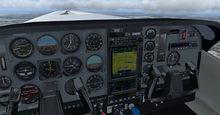 FlightPort Cessna U206G Soloy Mark 1 FSX P3D 32
