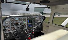 FlightPort Cessna U206G Soloy Marca 1 FSX P3D  4