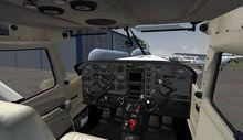 FlightPort Cessna U206G Soloy Mark 1 FSX P3D 6
